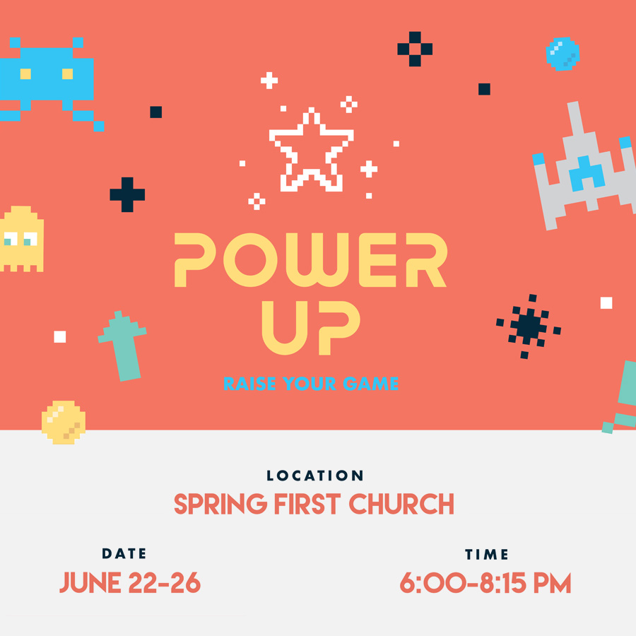 Spring First VBS